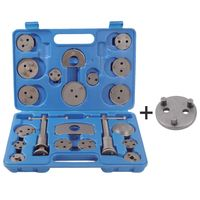 VINGO 23 tlg Set Bremskolbenruecksteller Universal Bremskolben  Kolben Ruecksteller KFZ Werkzeug Satz
