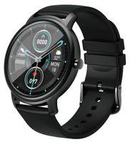 Mibro Air Uhr Armbanduhr 42mm Sport Smartwatch Fitnesstracker Englische Version Schwarz