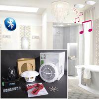 Kit Lautsprecher 2x15W Decken Bluetooth - E-AUDIO B402BL