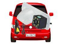 Rückfahrkamera VW T4 Multivan Transporter fahrzeugspezifische Parkhilfe Kamera