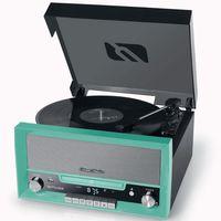 muse MT-110GR  Plattenspieler mit CD /LS / BT
