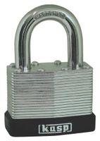 KASp Stahl-Lamellenschloss, 30 mm