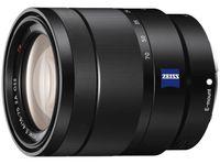 Sony 16-70 mm / F 4,0 VARIO-TESSAR T* E ZA OSS (SEL-1670Z) Zoomobjektiv für Sony E-Mount Systemkameras, F4 (W) - F4 (T), Bildstabilisator, Autofokus, 55 mm Filterdurchmesser