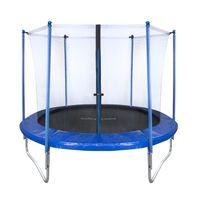 Fitness Trampolin XXL - 250 cm Durchmesser für Sport, Hobby & Zuhause