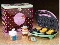 Simeo FC 630 - Donut Maker - mitgrün/rosa