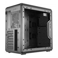 Cooler Master MasterBox Q500L - Midi-Tower - PC - Acryl - Kunststoff - Stahl - Schwarz - ATX,Micro ATX,Mini-ITX - 16 cm