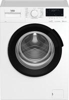 BEKO Waschmaschine EX8146ST1 Frontlader freistehend 8 kg Bluetooth