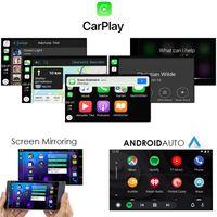 "10.2"" Touchscreen Android GPS Navi CarPlay für BMW 3 E90 E91 E92 E93 + I-Drive"