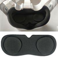 Schutzhülle Zubehör VR Objektiv Cover Anti-Scratch Staubdicht für Oculus Quest 2 VR-Brille