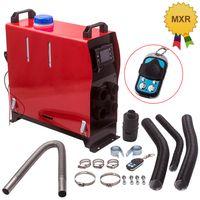 12V 5KW Diesel Luftheizung Standheizung Air heater 4x Ausgang