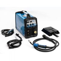 IPOTOOLS 1310 MIG-185R Schutzgas Inverter Schweißgerät MIG MAG Digital E-Hand IGBT 185Amp 230V