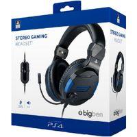 BigBen PS4 Stereo Headset V3