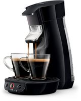 Senseo Viva Café HD6561/60, Freistehend, Pad-Kaffeemaschine, 0,9 l, Kaffeepad, 1450 W, Schwarz