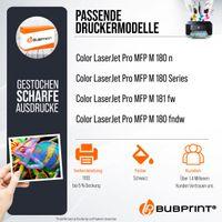 Toner schwarz kompatibel für HP 205A CF530A Color LaserJet Pro MFP M180N M181FW