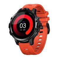 Smartwatch für Männer und Frauen, Thor6 Dual-Kamera Vollkreis 4G Smartwatch 4+64GB Helio P22 Octa-Core 1,6 Zoll