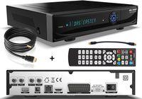 sky vision 2200 HD Digitaler Satelliten Receiver mit 1TB Festplatte (HDD, HDTV, DVB-S2, HDMI, USB 2.0, Full HD 1080p), inkl. HDMI-Kabel,