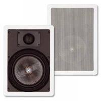 Magnat Interior IW-810 white, 180W, 32 - 32000 Hz, 4 Ohm, Weiß, 2.5 cm, 255 x 0 x 358 mm