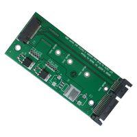 NGFF M.2 zu SATA 3 Adapter Konvertierungskartenmodul SDD Drive Removable Part Card Controller