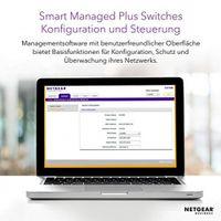Netgear GS305E Managed Gigabit Ethernet (10/100/1000) Schwarz