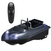 Ferngesteuertes Boot Fischköder Boot 1.5 kg Beladung 400-500m mit Nachtlicht, Größe:1500g