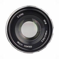 Meike 50mm 2.0 Objektiv Canon EF M