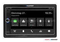 BLAUPUNKT VIENNA 790 DAB | Bluetooth / DAB+ | USB | Apple CarPlay / AndroidAuto | 2-DIN Autoradio