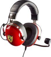THRUSTMASTER Gaming Headset T.Racing Scuderia Ferrari Edition