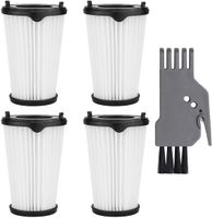 4 Stück CX7 Filter für AEG Ergorapido Staubsauger, Hepa-Filter Ersatzfilter Austauschfilter Kompatibel mit alle CX7-2 Modelle