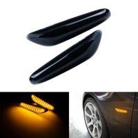 Seitenblinker Signal dunkel für BMW 3er E90 E91 E92 E93 2005-13, X3 E83 2003-11