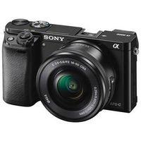 Sony Alpha 6000 Kit 16-50mm 1:3,5-5,6 OSS schwarz