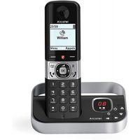 Alcatel F890 Voice, schwarz, Festnetztelefon, Anrufbeantworter, Aufzeichnung