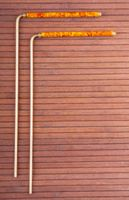 Wünschelrute, 22 cm