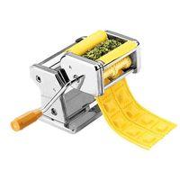 Ravioli und Spaghetti-Maschine