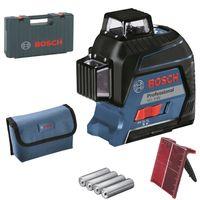 Bosch GLL 3-80 Professional Linienlaser im Koffer