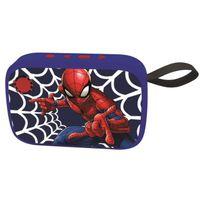 Tragbarer Spider-Man Bluetooth-Lautsprecher