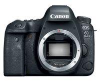Canon EOS 6D MK II Body schwarz