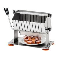 Royal Catering Currywurstschneider - 18 mm
