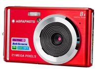 AGFA PHOTO - Cam Kompakter Camcorder DC5200 - Rot