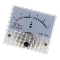 Dc Amperemeter Analog Amp Meter Stromanzeige Zeiger Typ Größe 0-10A