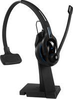 Sennheiser MB Pro 1 UC ML - Kopfhörer - Kopfband - Büro/Callcenter - Schwarz - Monophon - Kabellos