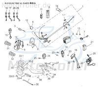 AEON Magnet Tachomagnet 37204-159-000