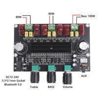 2 * 80W + 100W TPA3116D2 Leistungs-Subwoofer-Verstärkerplatine 2.1 Kanal@#