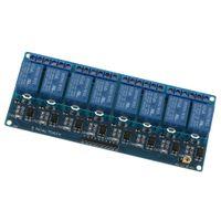8 Kanal DC 5 V Relaismodul Mit Optokoppler Für Arduino  R3 MEGA 2560