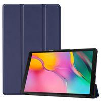 Tablet Hülle für Samsung Galaxy Tab A SM-T510 10.1 Zoll Slim Case Etui mit Standfunktion Blau