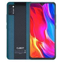 CUBOT Smartphone Note 7 Handy, 4G Android 10 Go, 5,5 HD Display, 3100mAh Akku, 3 Kameras, 2GB RAM 16GB Speicher, 128 GB erweiterbar, Daul SIM, Grün