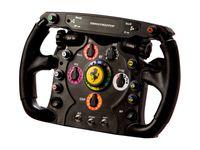Thrustmaster Ferrari F1, Steuerrad, PC, Playstation 3, D-Pad, Analog, Kabellos, RF