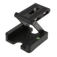 Z Typ Faltbare Desktop-Ständer Halterung Stativ Flex Pan & Tilt für Kamera Camcorder Stativ