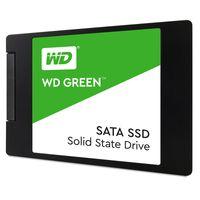 Western Digital WD Green 240 GB interne SSD (Solid State Drive) – SATA 6 Gbit/s 2,5 Zoll – WDS240G2G