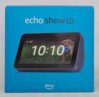 Amazon Echo Show 5, 2. Generation (2021) Smart Display mit Alexa, 2-MP-Kamera - Blau