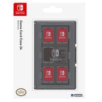 Nintendo Switch Card Case - schwarz (Platz für 24 Spiele) (Nintendo Switch) - ZB-Nintendo Switch